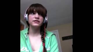 Devyn sings Ally Burnett cover YouTube Videos