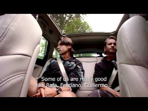 David FERRER speaks about Rafa (2011) - Road to Roland-Garros