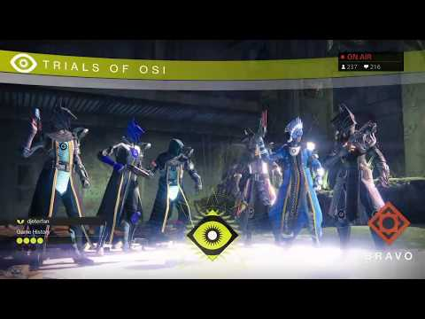 Trials Of Osiris Live | Rusted Lands Flawless X2