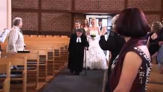 G Galendey Жених читает рэп   Дашенька Свадебная песня