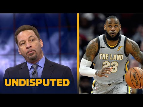 Chris Broussard reveals what it will take to keep LeBron in 'THE LAND' | UNDISPUTED