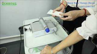 M LEPAGE - Mobile Shock Wave Therapy System