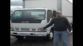 .#U385: 2006 GMC W4500 (Isuzu NPR-HD) 16 ft.box truck (Used) , Seattle, WA