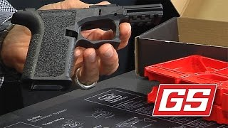 Polymer80C Textured Compact Lower First Look
