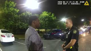 Rayshard Brooks shooting: Police bodycam footage from Wendy's shooting released