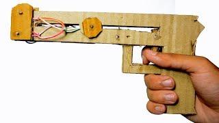 How to Make Shot Gun At Home | Card Board kids Gun