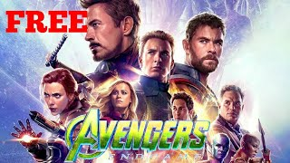 AVENGERS: ENDGAME FREE DOWNLOAD AND WATCH ONLINE 😍😍