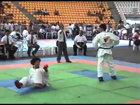 Fernando Karate   Melhores Momentos 2009 WKF