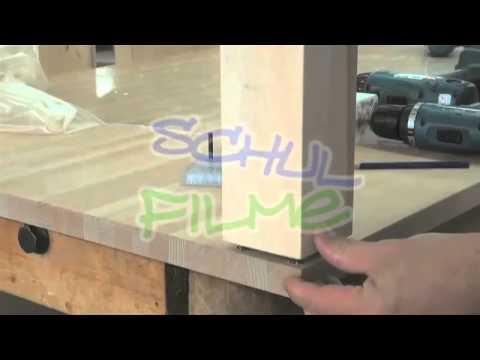 Erkl rvideo holzverbindungen nachhilfe download youtube for Holzverbindungen herstellen