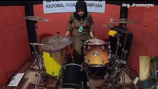 Cover Tersesal (J-Rocks) PNS Drummer