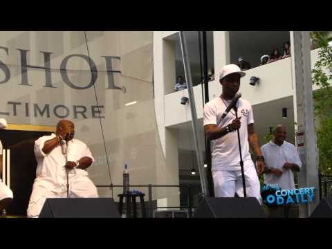 "Dru Hill performs ""In My Bed"" & ""Forever My Lady"" Live at Baltimore Horseshoe"
