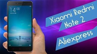 Покупка Xiaomi Redmi Note 2 на AliExpress
