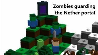 LEGO Minecraft Board Game: THIRD DESIGN!