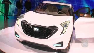 Hyundai Curb Concept 2011 Videos