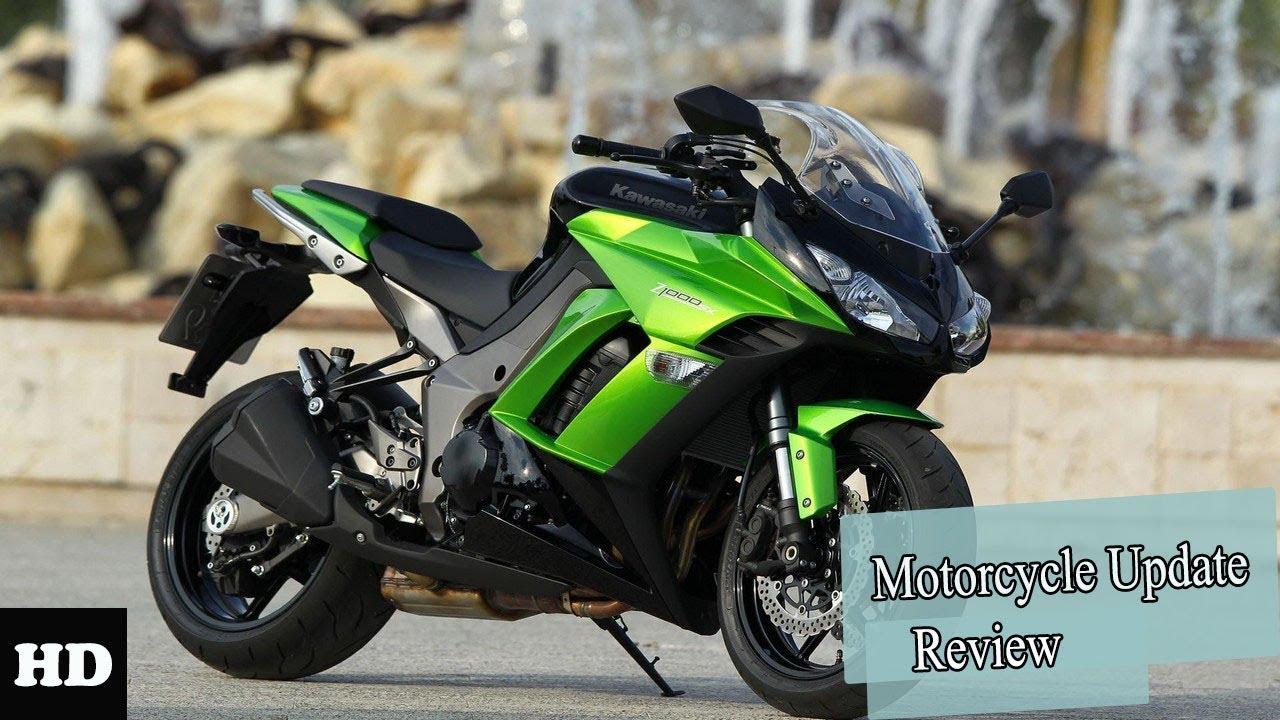 Hot News 2019 The Best Kawasaki Motorcycles And New Models Youtube