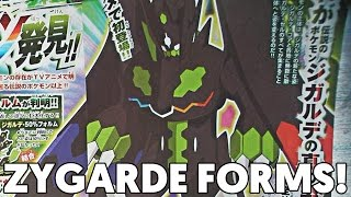 Pokémon Z Confirmed? + NEW Zygarde Forms! [Thoughts + Ideas]