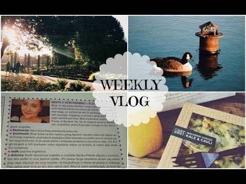 Weekly Vlog: Starting My Beauty PR Internship