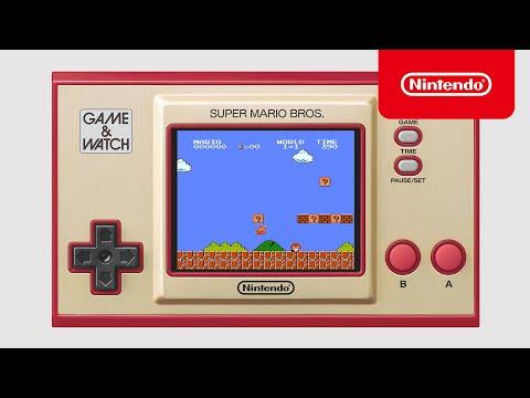 Game & Watch: Super Mario Bros. - coming November 13th!