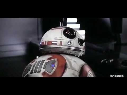 All BB8 sounds and scenes from Star Wars: episode VIII The Last Jedi