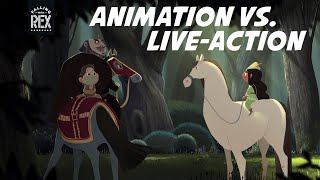 """Cinema Rex"" Co-Directors on Animation vs. Live-Action Filmmaking (Interview Part 1/5)"