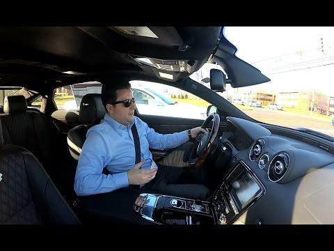 Jaguar XJ L 2016 Test Drive plus In Depth Exterior Review
