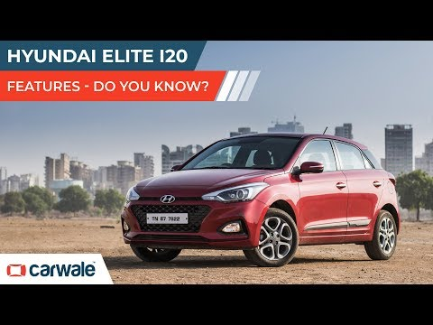 Hyundai i20 | Features Explained | CarWale