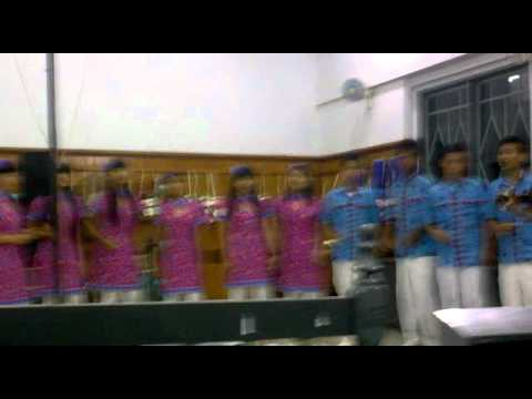 Vocal Group Ekklesia-Tabuh Gendang