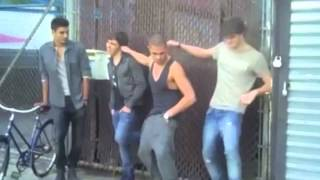 The Wanted **I