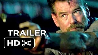 No Escape Official Trailer #1 (2015) - Pierce Brosnan, Owen Wilson Movie HD