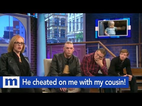 He cheated on me with my cousin...But he's still my baby's daddy! | The Maury Show