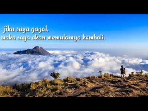 Kata Kata Mutiara Bijak Pendaki Gunung Youtube