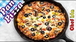 Pizza Pan  Make Pizza without oven