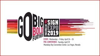 ISA International Sign Expo 2019