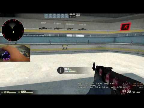 CS:GO Mouse Glitch Problem