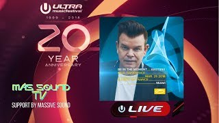 Paul Oakenfold LIVE Ultra Music Festival 2018 (ASOT 850 STAGE) - [#UMF20] HD