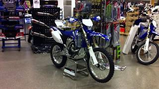 Yamaha WR250F - 2011 / AE Edition