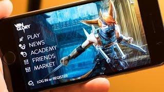 Vainglory скоро на Андроид - Vainglory мобильная MOBA