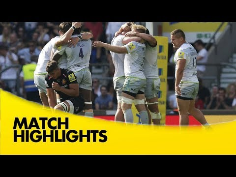Exeter Chiefs v Saracens - Aviva Premiership Rugby Final 2017-18