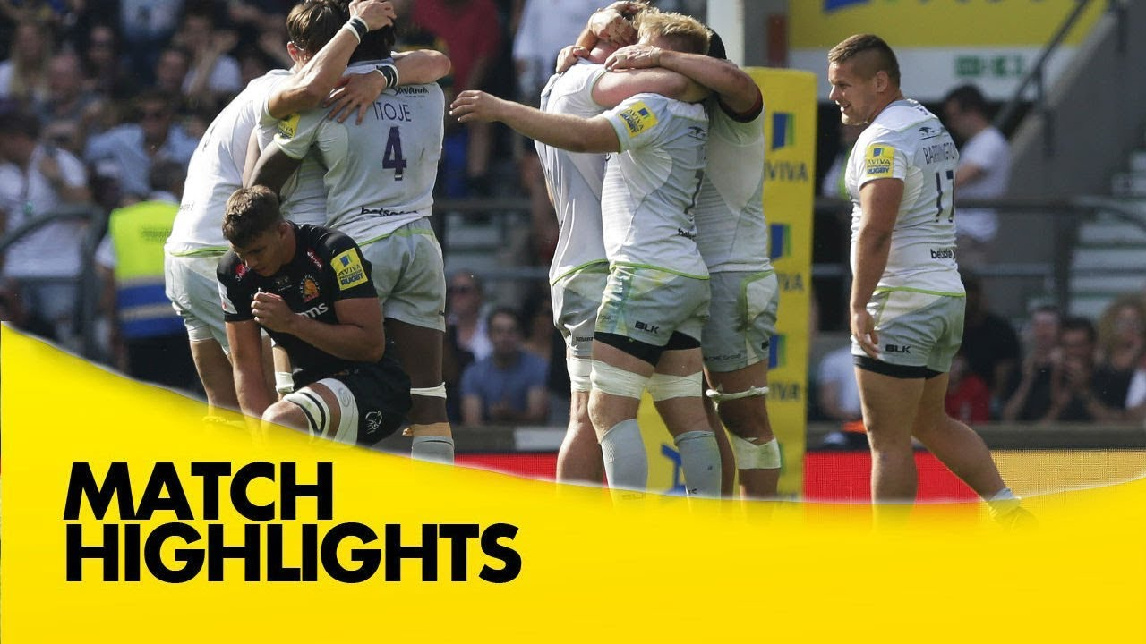 Exeter Chiefs v Saracens - Aviva Premiership Rugby Final 2017-18