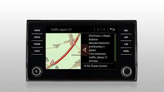 Informatii online din trafic