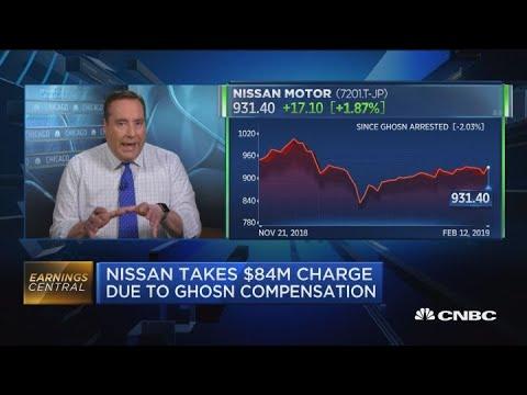Nissan slashes profit outlook on weak global sales data