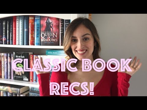 Classic Book Recommendations!