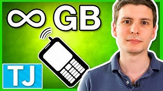 How to Get Unlimited Cell Data for Free (Any Carrier or Phone)