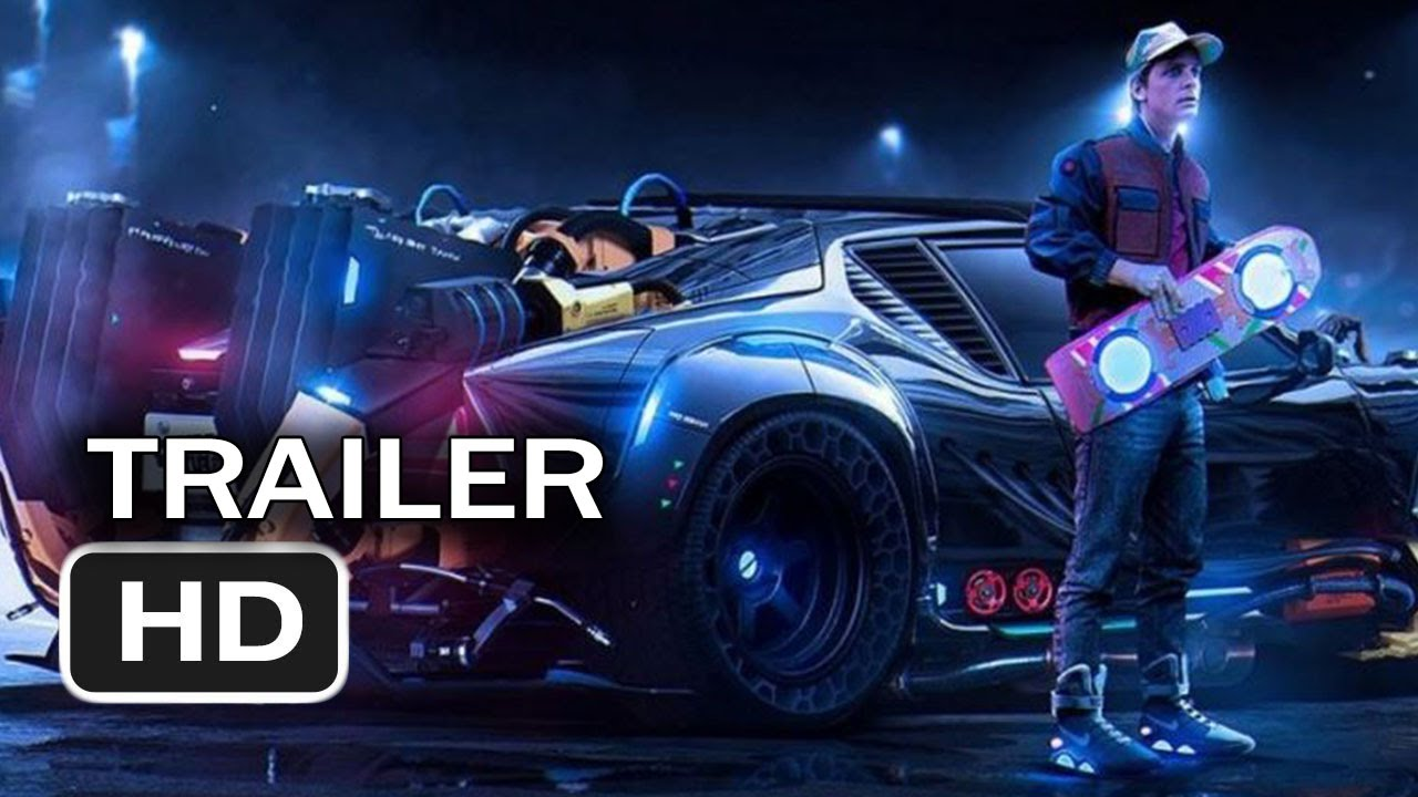 Back To The Future 4 2020 Movie Trailer Parody Youtube
