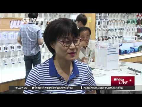 Samsung Electronics has begun replacing batteries