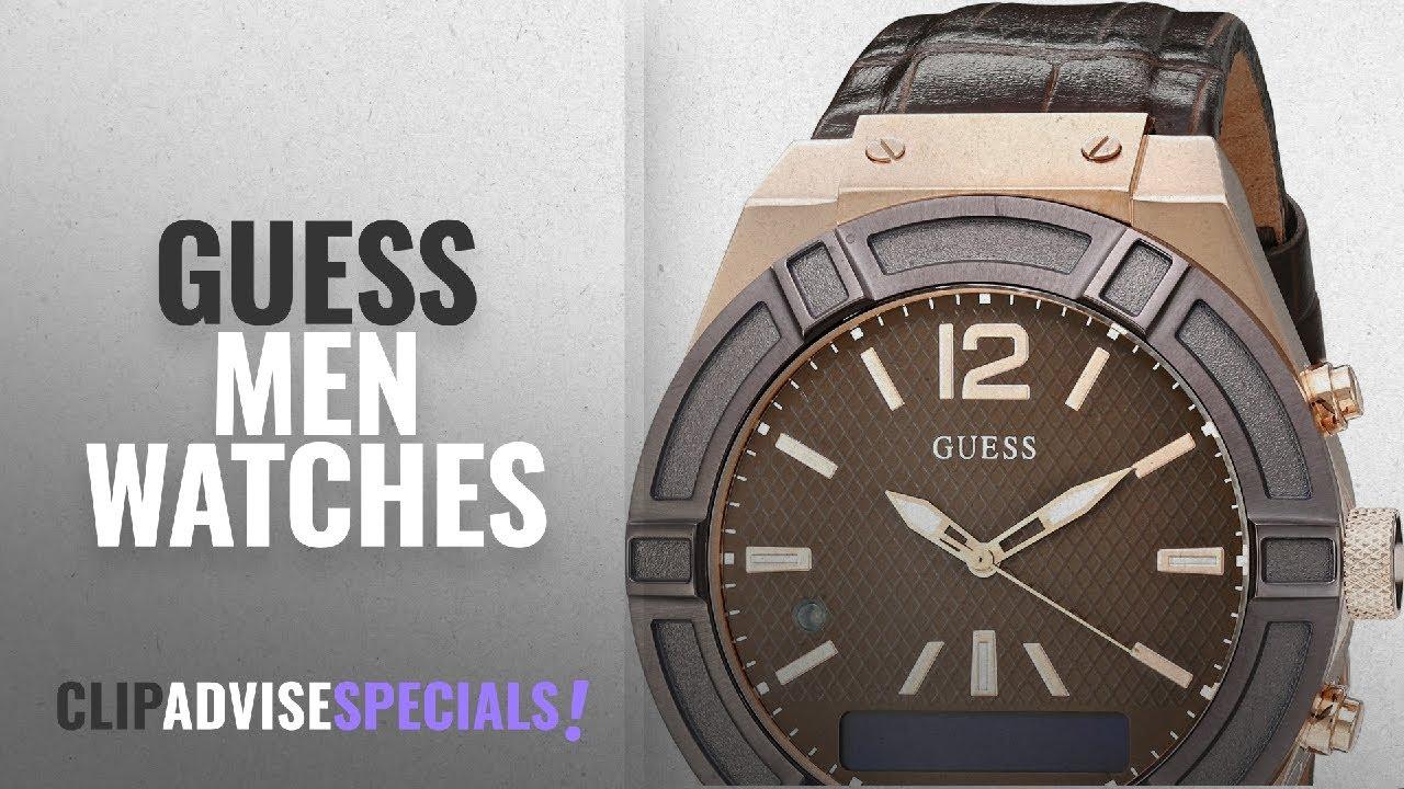 – Watches2018Men's 10 Selling Quartz Analog Guess Watch Best Digital Connect Men OXkZuTPi