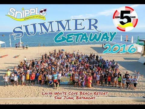 Snipple Summer Getaway 2016