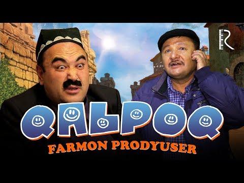 Qalpoq - Farmon prodyuser | Калпок - Фармон продюсер (hajviy ko'rsatuv) - Видео из ютуба
