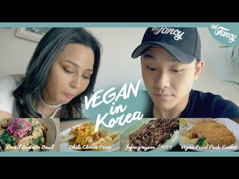 Vegan in Korea feat. Megan Bowen