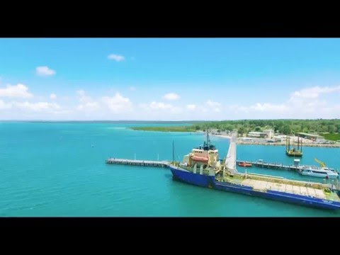 Stony Point & Western Port, Victoria Australia aerial drone video